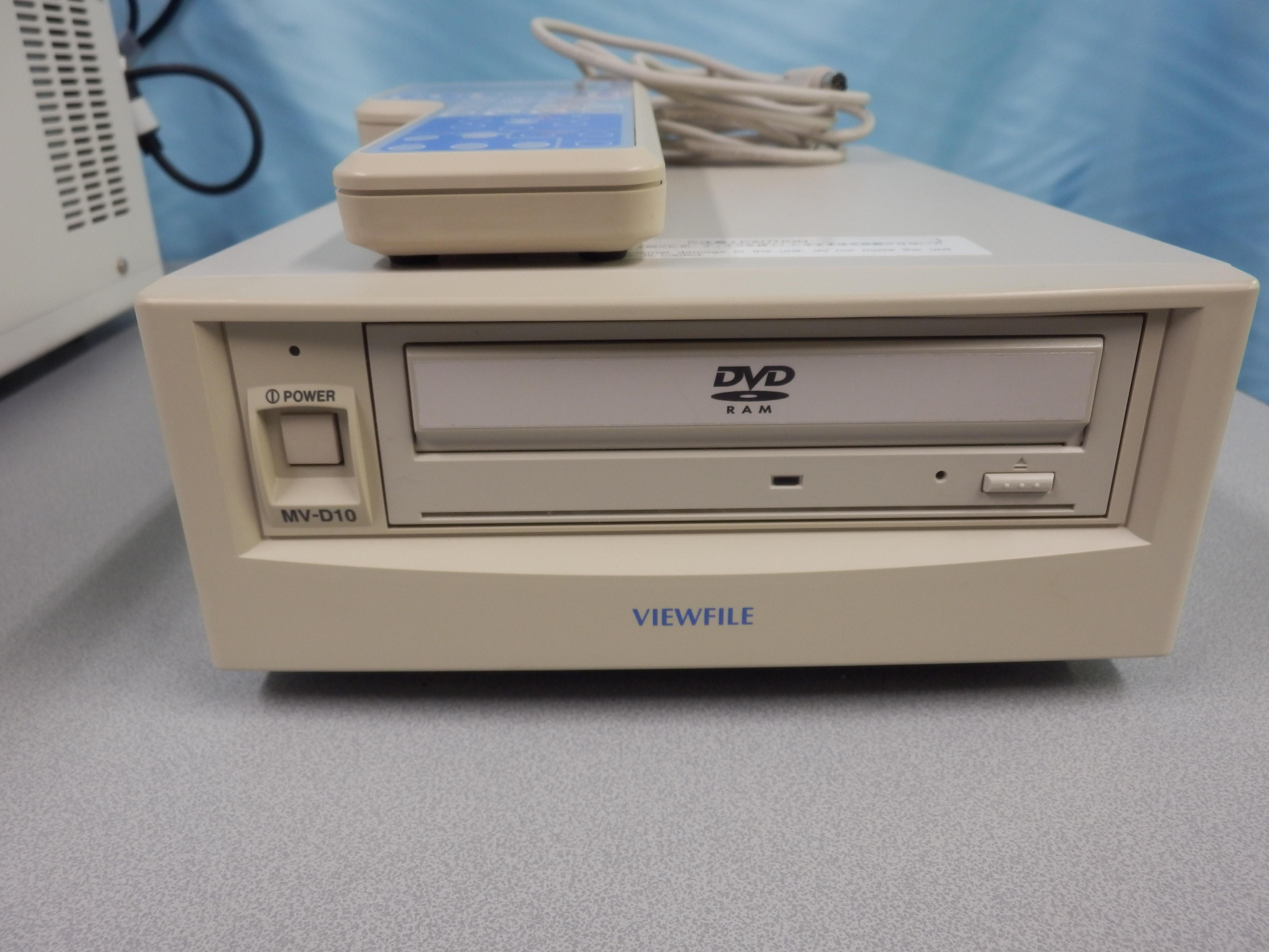 簡易画像記録装置   MV-D10